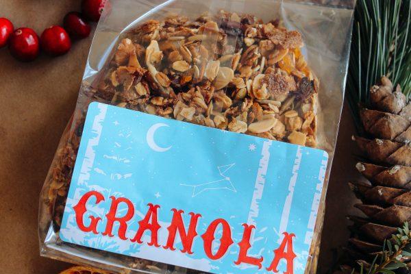 Coffee Hound Granola