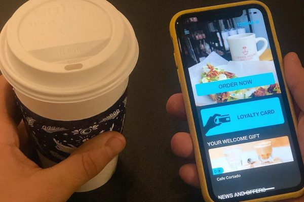 Coffee Hound App