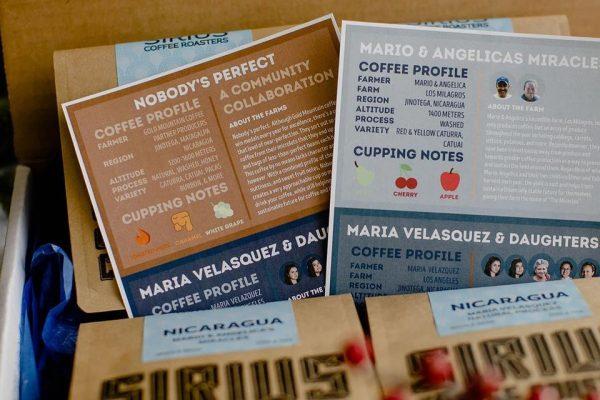 Nicaraguan Coffee Gift Box